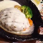 72536439 - クリーム煮こみハンバーグ