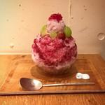 氷屋ぴぃす - 料理写真: