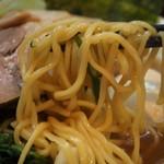 そらの星 - チャーシューらーめん(麺)