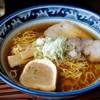松味屋 - 料理写真:津軽の基本=醤油 細麺 600円