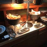 ストリングスホテル東京インターコンチネンタル - 料理