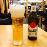 Cafe du Riche - 厳選した瓶ビールの扱いあり!