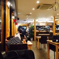 Cafe du Riche-多くの外国人が利用!