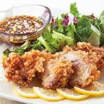 南国酒家 - 知床鶏香味揚