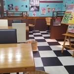 カフェ・ルート66 ROY's cafe - 店内