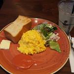 俺のBakery&Cafe - モーニングセット