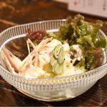 華 - ☆ポテトサラダ 450円