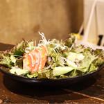 華 - ☆グリーンサラダ 780円