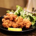 華 - ☆淡路鶏唐揚げ 480円