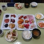 72544777 - 朝食バイキングの内容