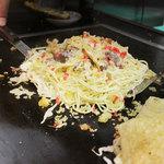 モッさんのべた焼 - 料理写真:塩べた焼き