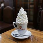 タナカ - ドリンク写真:ウインナーコーヒー☆