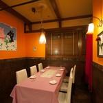 イタリアンキッチン Sa - 1日限定1組のテーブル個室♪(2~6名様)