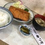 かつ亭 - 串カツ定食