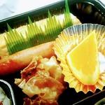 岡山さくら弁当 - とり弁当500円