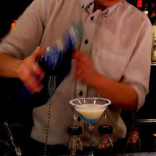 種類豊富な飲み物