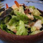 Shishiria - 海鮮サラダ