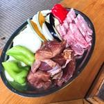 高森田楽村 - 地鶏とあか牛カルビ