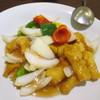 同心居 - 料理写真:白身魚の甘酢炒め