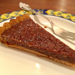 かふぇ あっぷる - 黒糖を使用したケーキ。ケーキセット 1,150円
