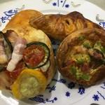 アフタヌーンティー・ティールーム - 料理写真:優秀な創作パン