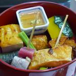虎屋菓寮 - 長月の昼膳