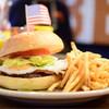 BASHI BURGER CHANCE - 料理写真:ベーコンエッグチーズバーガー@税込1,380円