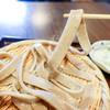 おざわ - 料理写真:極太蕎麦