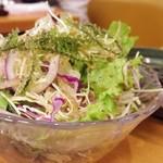 ちゅらさん亭 - 海鮮ちゅらさんサラダ