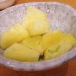 ちゅらさん亭 - パイナップル