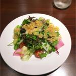 テラットリアエッフェ - お野菜たっぷり農園サラダ