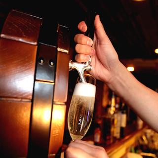 樽出しスパークリングワイン
