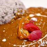 カフェわら - 料理写真:トマトカレー