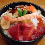 吉野鮨本店 - ちらし寿司