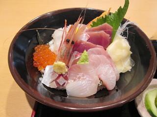 和久 - 海鮮丼(特)