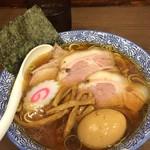 72564121 - 特製ラーメン 大盛(920円+50円)