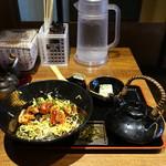 九州 熱中屋 - ひつまぶし定食