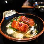 九州 熱中屋 - 鰻の出汁茶漬け