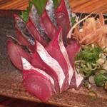 72568358 - 清水鯖刺身