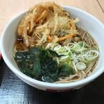 名代 箱根そば - 料理写真:トップフォト 天ぷらそば