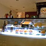 フルーツカフェ フルータス - ショーケース