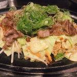 神戸 鉄飯屋 - ビーフライス