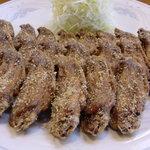風鈴坊 - 料理写真:手羽先 一人前500円