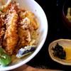 和食 もりおか - 料理写真:よくばり天丼 980円