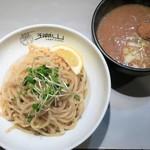 中華蕎麦 瑞山 - 料理写真:つけそば(中盛)