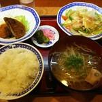 紀北飯店 - 料理写真: