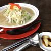 竹ちゃんタンメン - 料理写真:竹ちゃんタンメンハーフ+ニンニク(680円+15時以降サービス)