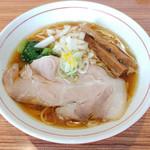 nibo - 料理写真:煮干し中華そば