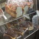 食ぱんの店 春夏秋冬 - 食パン以外は全て売り切れw