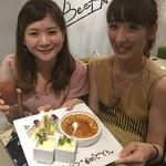 石垣牛と島料理 佐々木勝 - ダブル誕生日☆彡